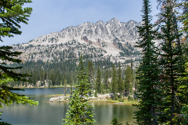 Wallowas Lakes Basin backpacking trip