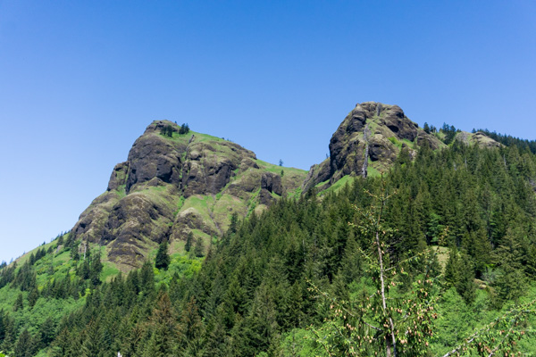 Saddle Mountain day hike